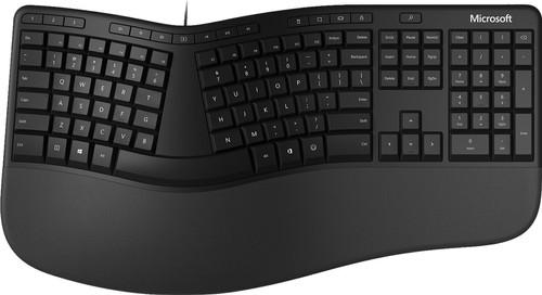 Microsoft Ergonomic Keyboard Qwerty Main Image