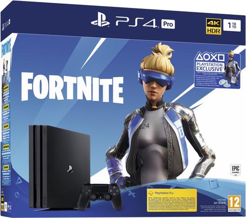Sony PlayStation 4 Pro 1TB Fortnite Bundle Main Image