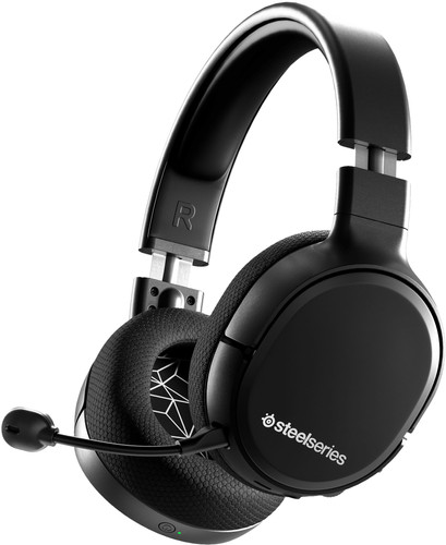 SteelSeries Arctis 1 Wireless Gaming Headset Black Main Image