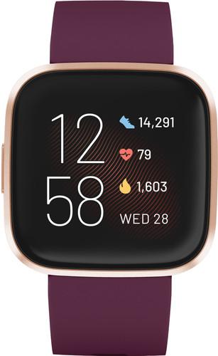 Fitbit Versa 2 Bordeaux Main Image