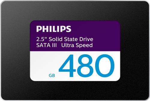 Philips SSD 480GB Ultra Speed Main Image