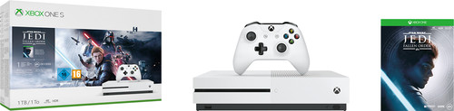 Xbox One S 1TB + Star Wars Main Image