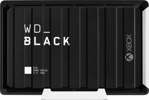 WD Black D10 Game Drive for X-Box 12TB Main Image