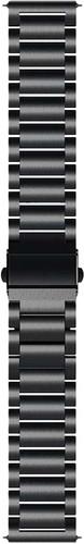 Just in Case Samsung Galaxy Watch 46mm Metalen Bandje Zwart Main Image