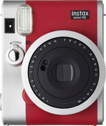 Fujifilm Instax Mini 90 Rood Main Image