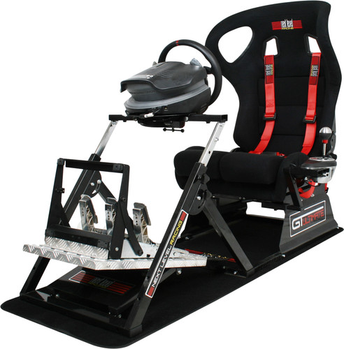 Next Level Racing GTultimate V2 Racing Simulator Cockpit Main Image