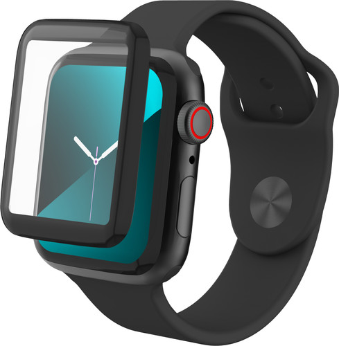 InvisibleShield Glass Fusion Apple Watch Series 5 44mm Screenprotector Plastic Main Image