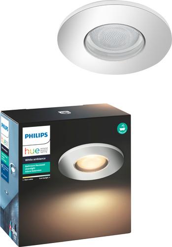 Philips Hue Adore Bathroom Recessed Spot Light Main Image