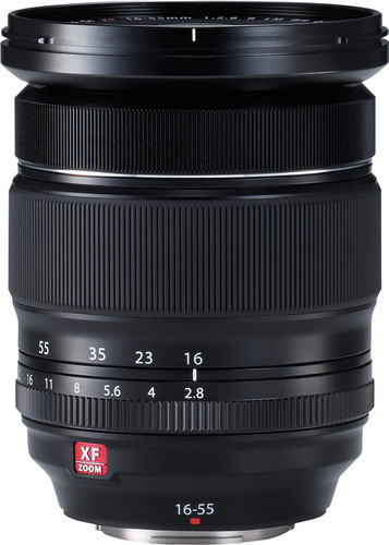 Fujifilm XF 16-55mm f/2.8 R LM WR Main Image