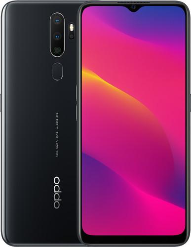 OPPO A5 (2020) Zwart Main Image