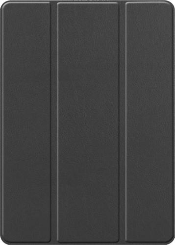Just in Case Smart Tri-Fold Apple iPad (2019) Book Case met Pencil Houder Zwart Main Image