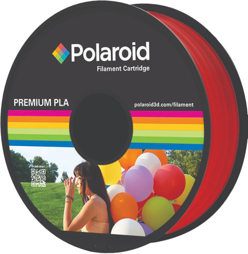 Polaroid PLA Red Filament 1.75mm (1kg) Main Image