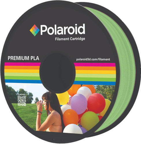 Polaroid PLA Light Green Filament 1.75mm (1kg) Main Image
