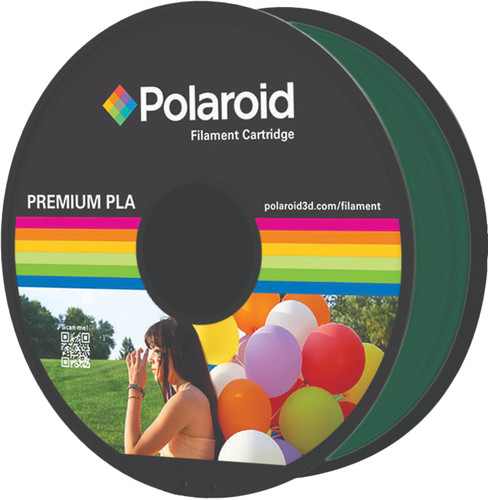 Polaroid PLA Dark Green Filament 1.75mm (1kg) Main Image