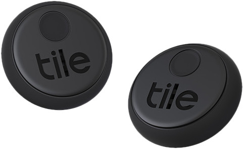 Tile Sticker (2020) Duo Pack Bluetooth Trackers Main Image