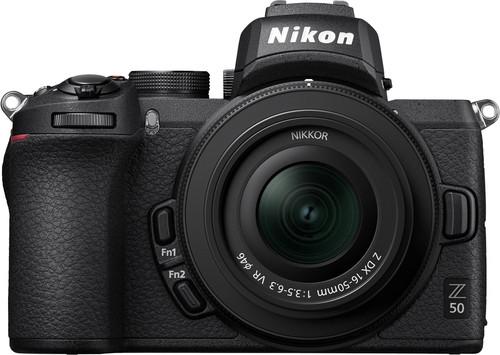 Nikon Z50 + 16-50mm f/3.5-6.3 VR Main Image