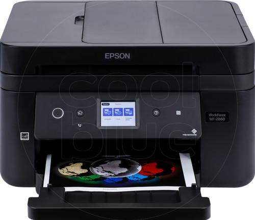Epson Workforce WF-2860 Main Image
