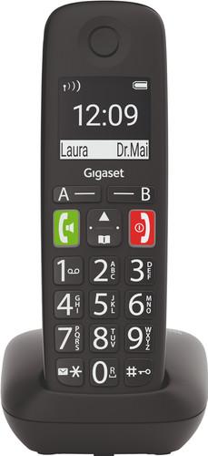 Gigaset E290M-HX Black Expansion Main Image