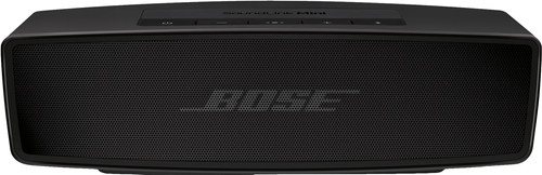 Bose SoundLink Mini II Special Edition Black Main Image