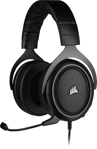 Corsair HS50 Pro Stereo Gaming Headset Carbon/Zwart Main Image