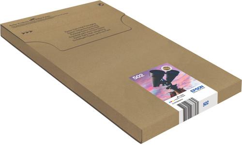 Epson 502 Cartridges Combo Pack Main Image