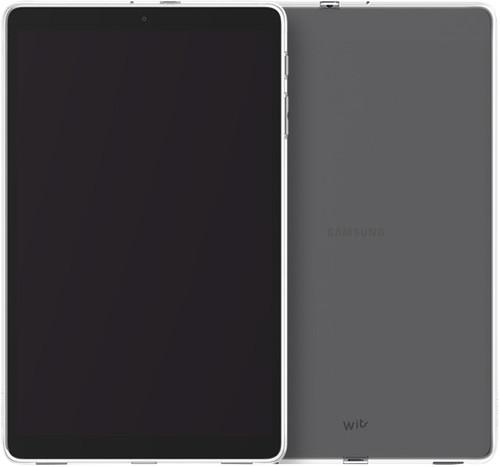 Samsung WITS Galaxy Tab A 10.1 (2019) Back Cover Transparant Main Image