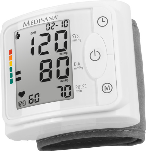 Medisana BW 320 Wrist Blood Pressure Monitor Main Image