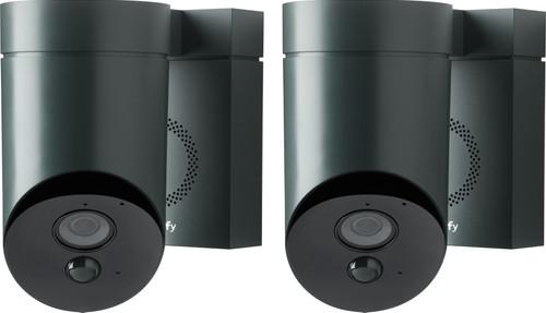 Somfy Outdoorcamera Zwart Duo Pack Main Image