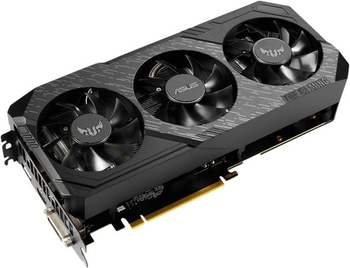 Asus GeForce GTX 1660 Super TUF 3 Gaming 6G Main Image