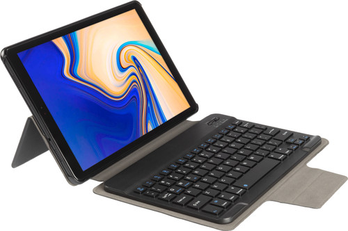 Gecko Covers Samsung Galaxy Tab A 10.5 Toetsenbord Hoes QWERTY Zwart Main Image