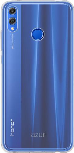 Azuri TPU Honor 8X Back Cover Transparant Main Image