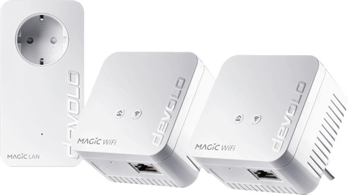 Devolo Magic 1 WiFi mini Multiroom Kit - NL Main Image