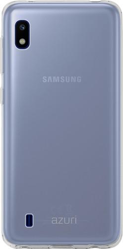 Azuri Glossy TPU Samsung Galaxy A10 Back Cover Transparant Main Image