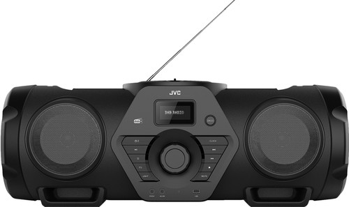 JVC BoomBlaster RV-NB200BT-BP Main Image