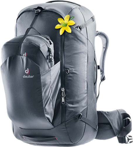 Deuter Aviant Access Pro 65L Black - Slim Fit Main Image