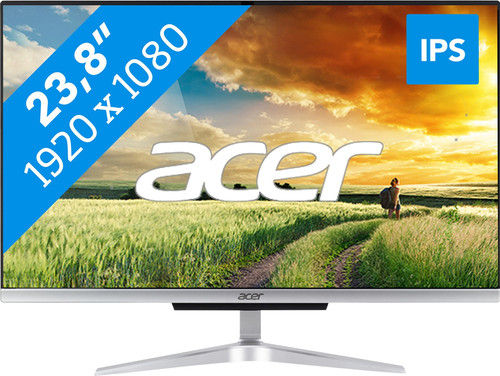 Acer Aspire C24-865 I3420 Pro NL All-in-One Main Image