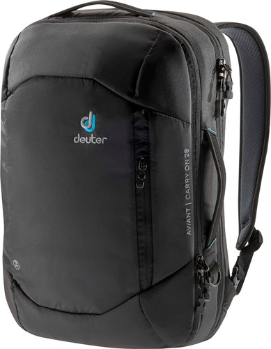 Deuter Aviant Carry On 28L Black Main Image