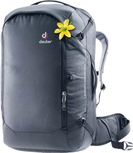 Deuter Aviant Access 50L Black - Slim Fit Main Image