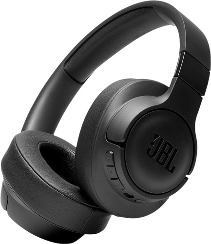 JBL Tune 750BTNC Black Main Image