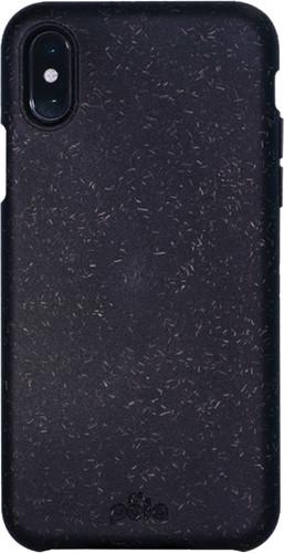 Pela Eco Friendly iPhone Xs Max Back Cover Zwart Main Image