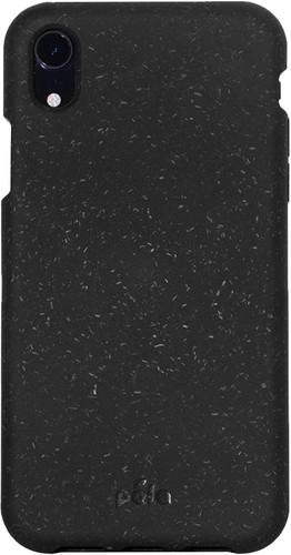 Pela Eco Friendly iPhone Xr Back Cover Zwart Main Image