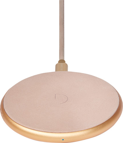 Decoded Fast Pad Draadloze Oplader 10W Rosé Goud Main Image