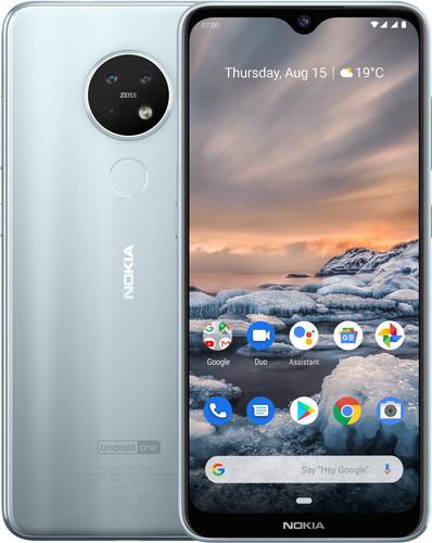 Nokia 7.2 128GB Grijs Main Image