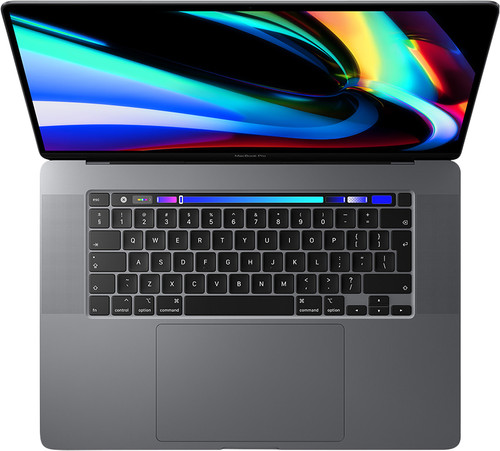 Apple MacBook Pro 16-inch Touch Bar (2019) MVVK2N/A Space Gray Main Image