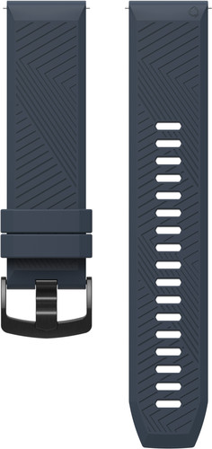 Coros Watch 46mm Siliconen Bandje Donkerblauw Main Image