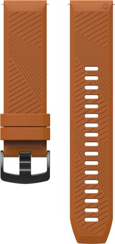 Coros Watch 46mm Siliconen Bandje Oranje Main Image