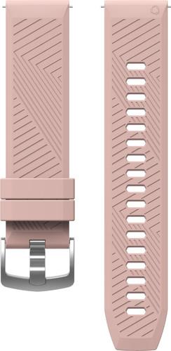 Coros Watch 42mm Siliconen Bandje Roze Main Image