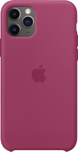 Apple iPhone 11 Pro Silicone Back Cover Granaatappel Main Image