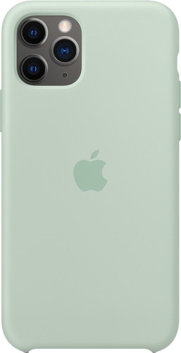 Apple iPhone 11 Pro Silicone Back Cover Beril Main Image
