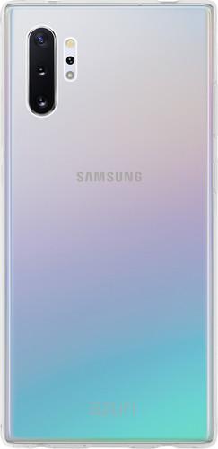 Azuri TPU Samsung Galaxy Note 10 Plus Back Cover Transparant Main Image